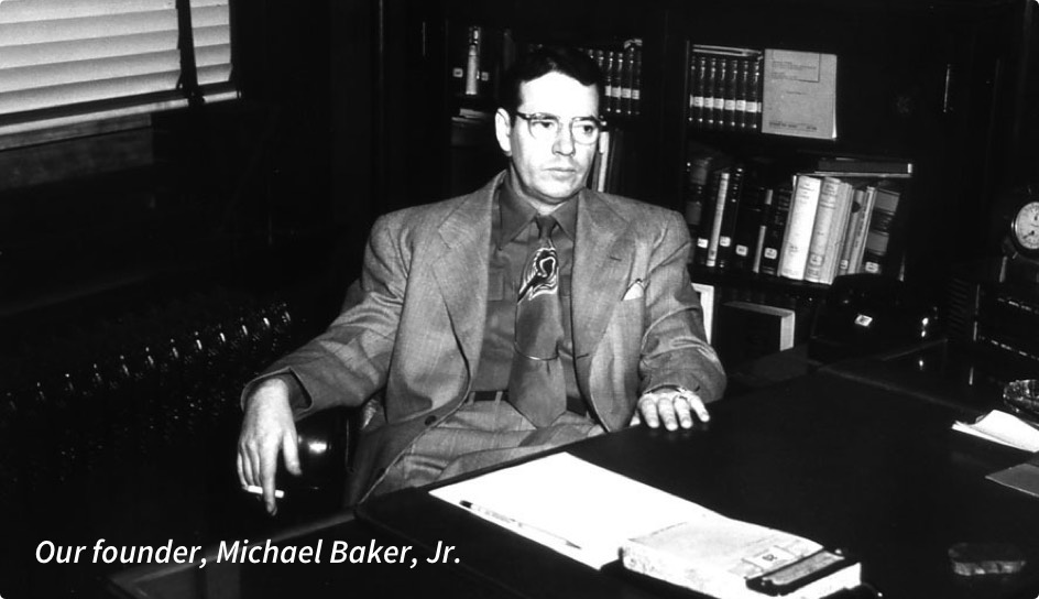 Michael Baker Jr